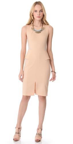 Rachel Roy Peplum Dress