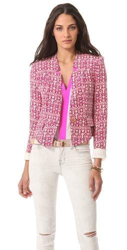 Rachel Roy Cropped Jacket
