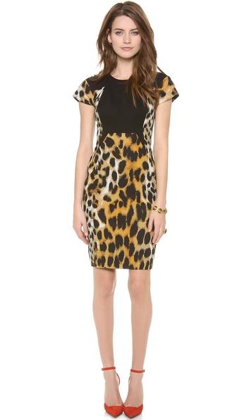 Rachel Roy Leopard Dress