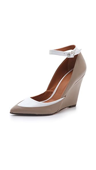 Rachel Roy Avelli Wedge Pumps
