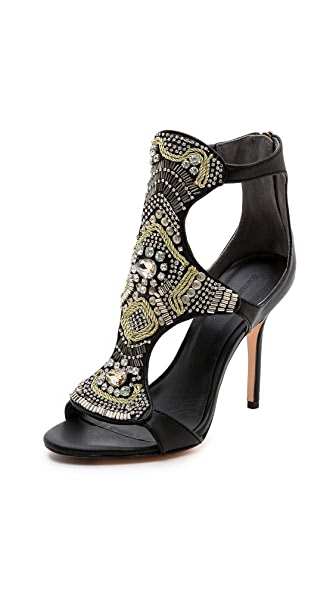 Rachel Roy Lani Embellished Sandals