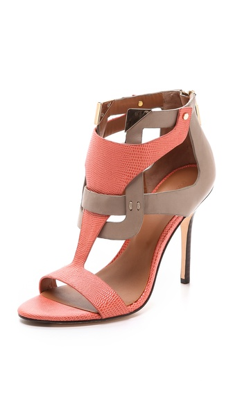 Rachel Roy Larson Cutout Sandals