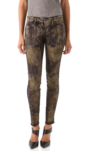 Rich & Skinny Legacy Monet Dye Jeans