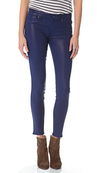 Rich & Skinny Coated Legacy Skinny Jeans
