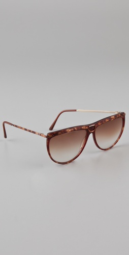 Retrosun Vintage Gucci Preppy Parade Sunglasses