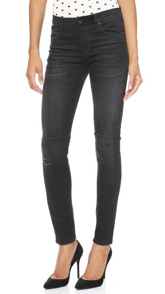RtA High Waisted Jeans