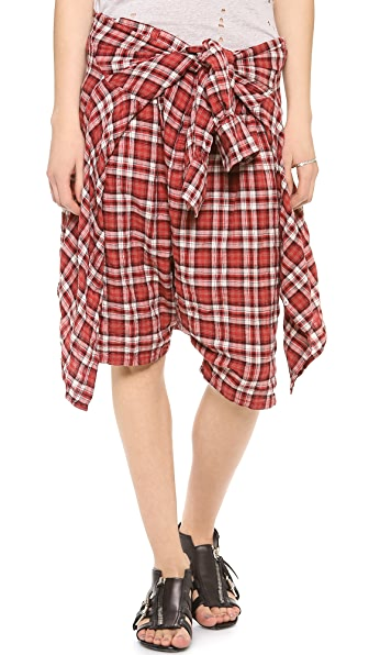 R13 Vedder Shorts