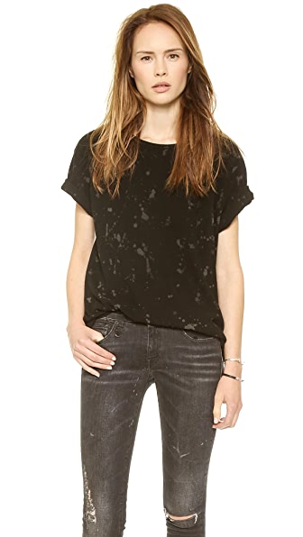 R13 Paint Splatter Boy Tee