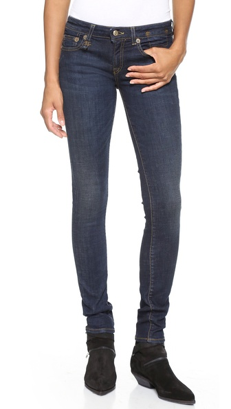 R13 The Skinny Jeans