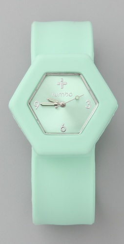 RumbaTime Seafoam Slap Watch