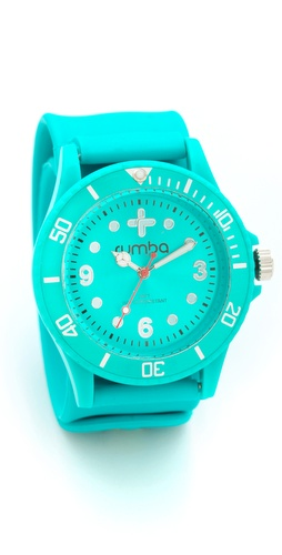 RumbaTime Electric Wave Perry Slap Watch | SHOPBOP from shopbop.com