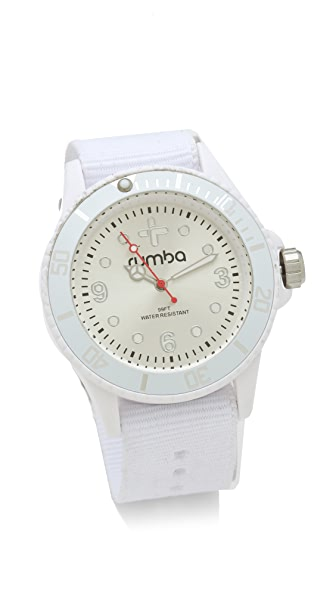 RumbaTime Snow Patrol Perry Nylon Watch
