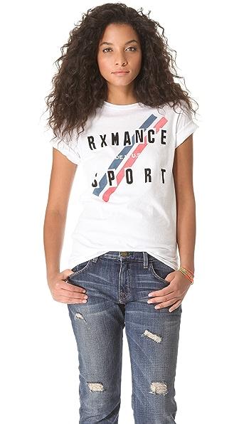 Rxmance Rxmance Sport Tee