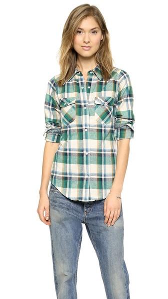 Ryder Jessie Flannel Shirt