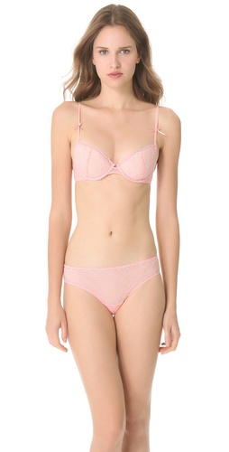 Samantha Chang Lingerie Underwire Push Up Bra