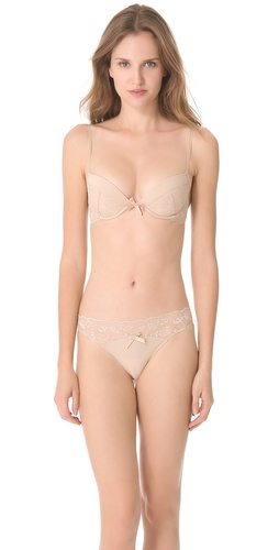 Samantha Chang Lingerie My Daily Underwire Push Up Bra