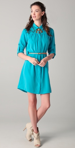 Sachin + Babi Ashley Belted Dress