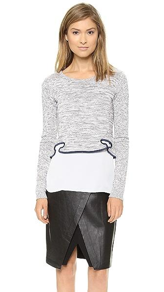 Sachin & Babi Sandra Cropped Sweater
