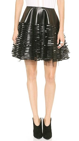 Sachin & Babi Suri Miniskirt