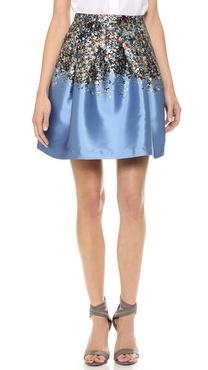 Sachin + Babi Belle Confetti Printed Skirt