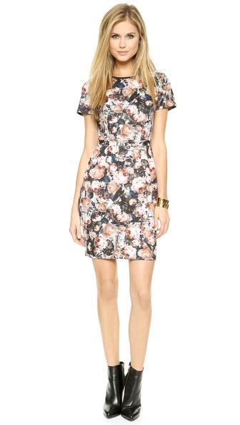 Shop Sachin & Babi online and buy Sachin & Babi Adorn Floral Dress Romantic Floral Print online