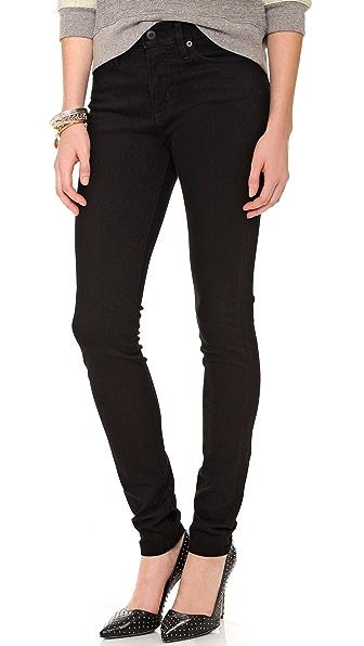 MODERNSAINTS Arc Hi Waist Peg Jeans