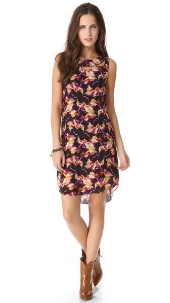 Saloni Monique Sleeveless Dress