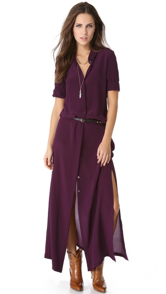 Saloni Bonnie Maxi Dress