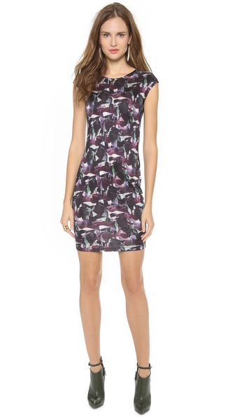 Saloni Clara Jersey Dress