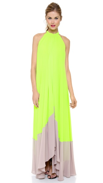 Saloni Iris Dress