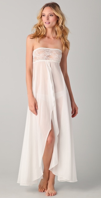 Salua Hide & Seek Bridal Nighty & Thong