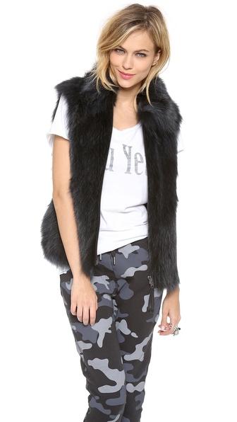 SAM. Lola Fur Vest