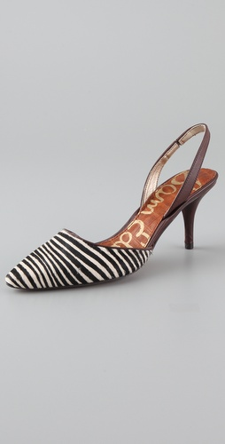Sam Edelman Orly Haircalf Pumps