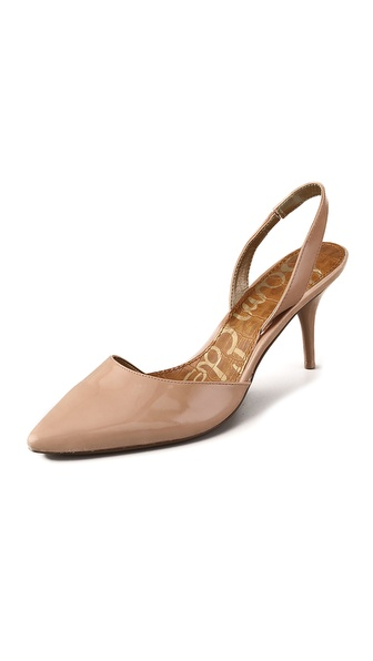 Sam Edelman Orly Patent Pumps