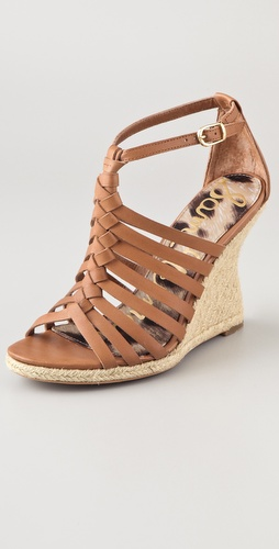 Sam Edelman Annabel Knotted Wedge Espadrilles