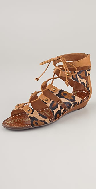 Sam Edelman Dante Haircalf Sandals