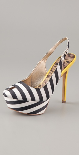 Sam Edelman Novato Striped Pumps