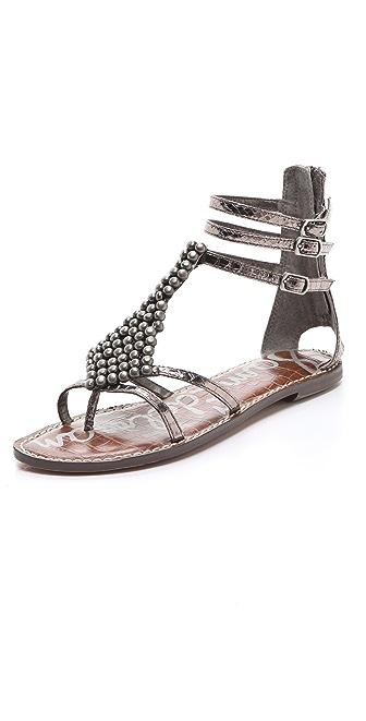 Sam Edelman Ginger Studded Gladiator Sandals
