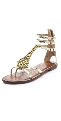 Sam Edelman Ginger Studded Gladiator Sandals