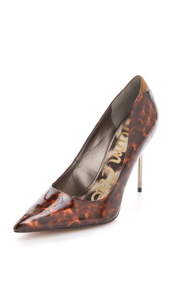 Sam Edelman Danielle Tortoiseshell Pumps