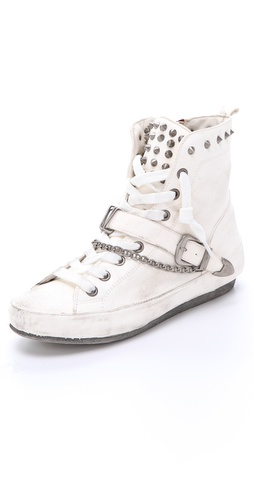 Sam Edelman Alexander High Top Sneakers