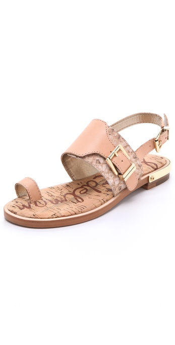Sam Edelman Flynn Toe Ring Sandals
