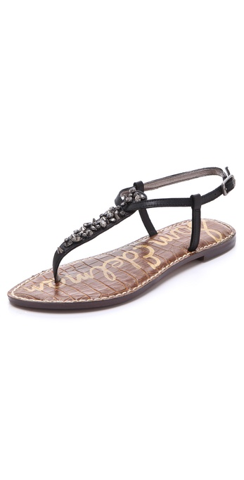 Sam Edelman Gwyneth T Strap Sandals