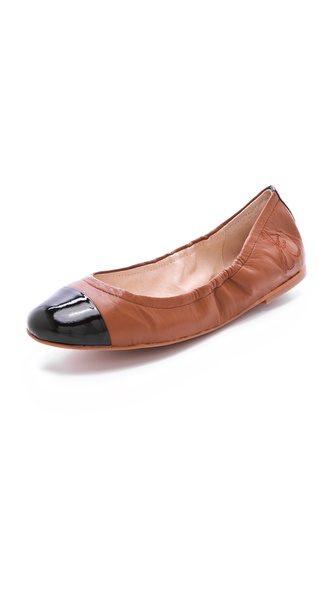 Sam Edelman Baxton Cap Toe Flats