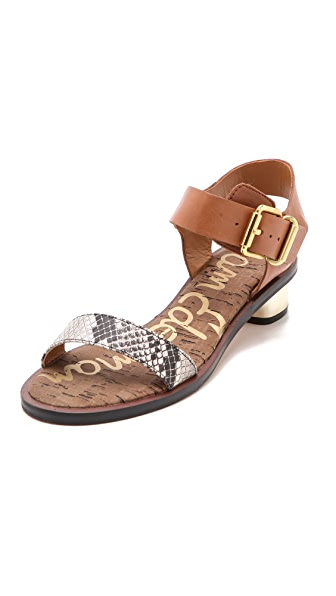 Sam Edelman Trina Low Heel Sandals