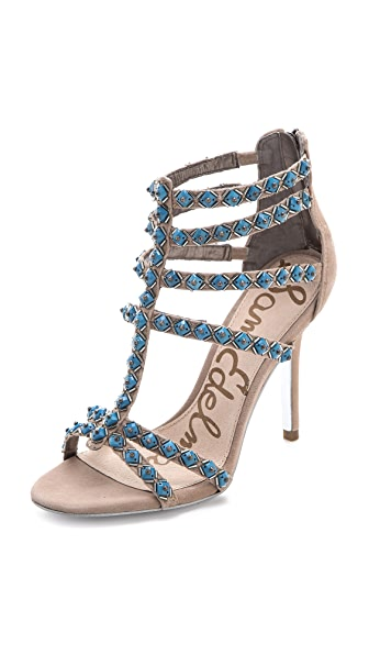 Sam Edelman Alina Jeweled Sandals