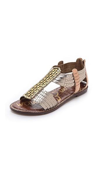 Sam Edelman Gatsby T-Strap Sandals