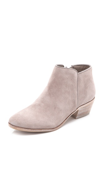 Sam Edelman Petty Whitewashed Booties