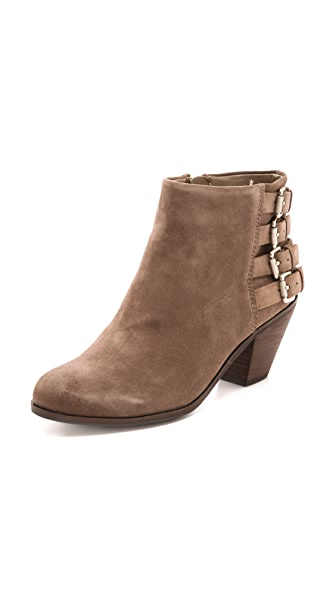Sam Edelman Lucca 4 Buckle Booties