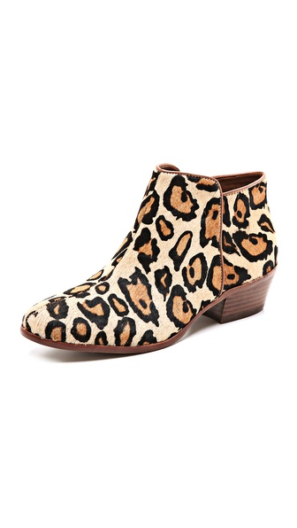Sam Edelman Petty Short Haircalf Booties